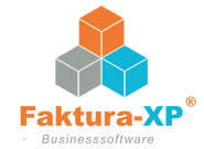 Logo der Warenwirtschaftssoftware Faktura-XP 5.0 aus Recklinghausen