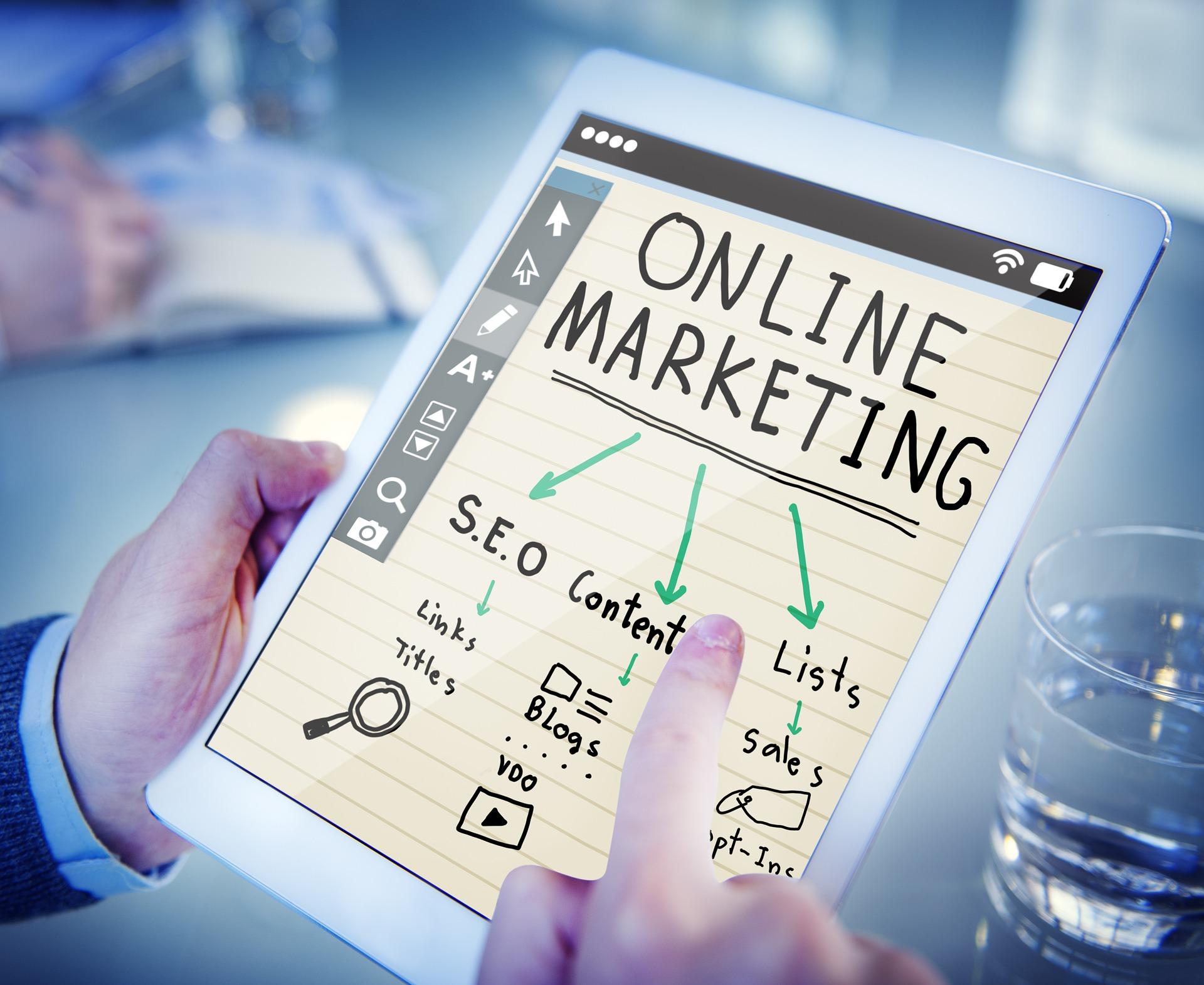 Das Onlinemarketing mit SEO Optimierung als wichiges Element der eigenen Webseite